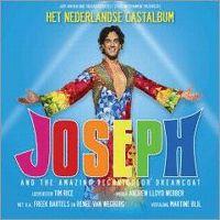 Cover Musical m.o.a. Freek Bartels - Joseph And The Amazing Technicolor Dreamcoat [Het Nederlandse Castalbum]